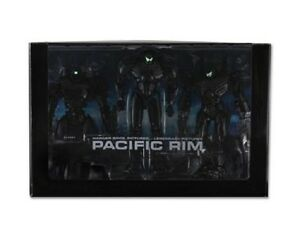 NECA-Pacific-Rim-Movie-Exclusive-SDCC-Jaeger-3-pack-action-figure-Comic-Con