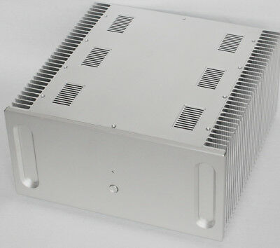Power Amplifier Chassis Aluminum Case Power Amp Shell //size 430*150*361mm