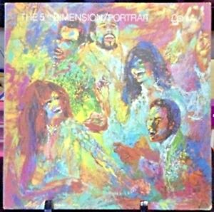 THE-5TH-DIMENSION-Portrait-Album-Released-1970-Vinyl-Record-Collection-US-press