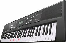 Yamaha EZ-220 61-Lighted Key Premium Portable Keyboard