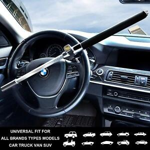 Full Face Steering Wheel Lock Clamp Security for BMW X5 All Years
