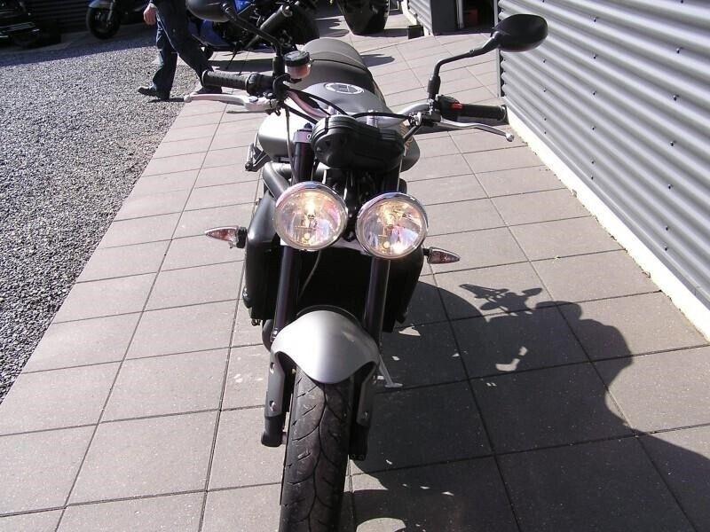 Triumph, Street Triple R, ccm