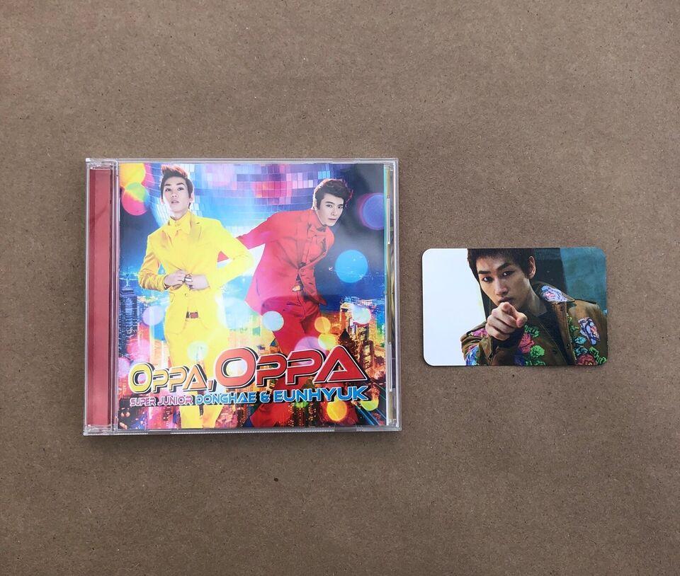 SJ Donghae & Eunhyuk: Oppa, Oppa (Japan Version), pop