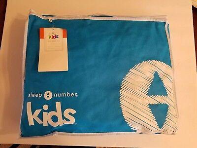 Sleep Number Kids Twin Mattress Pad Waterproof Stain Protect Hypoallergenic NEW