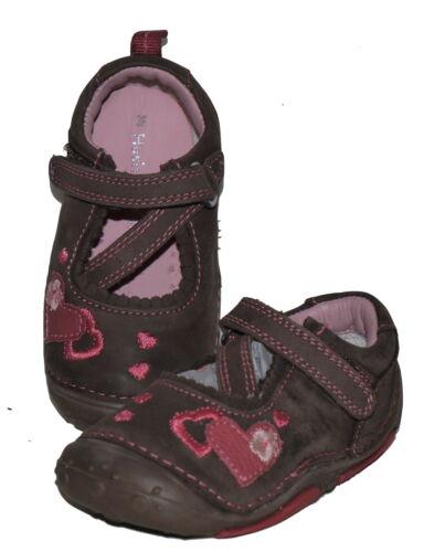 HUSH PUPPIES en Daim Marron Chaussures Différentes Tailles Porcelet