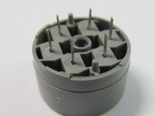 2 Stück PCB plug-in base 2pcs EAO 31-940 Printstecksockel