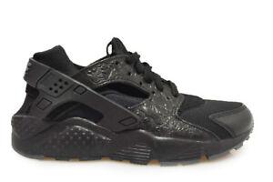 new product d322f ef612 Women Nike Huarache Run SE - 904538 003 - Black Trainers | eBay