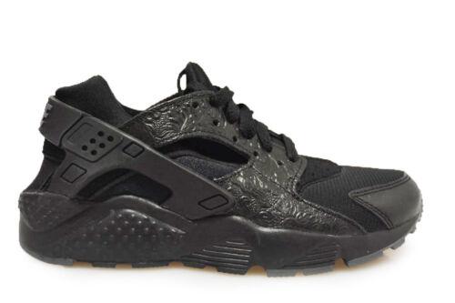 Nike Se Huarache 904538 Zapatillas negras de Run deporte 003 wqWW7PAf