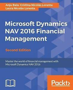 Microsoft-Dynamics-NAV-2016-Financial-Management-Brand-New-Free-P-amp-P-in-the-UK