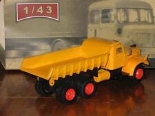 1/43 KrAZ-256 Soviet truck die cast model IXO Altaya