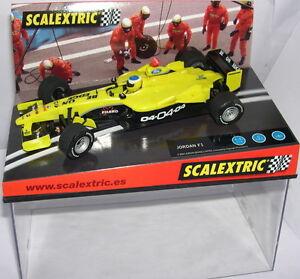 Scalextric 6150 Jordan F1    N.heidfeld Mb  australie
