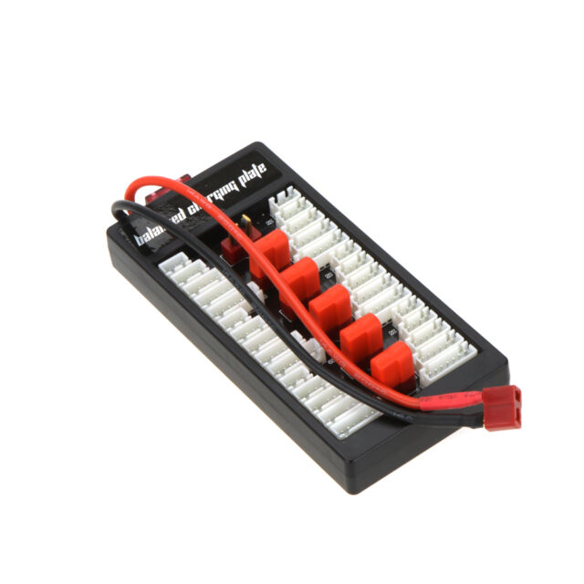 2S-6S Lipo T Plug Parallel Charging Board Charger Plate for Imax B6 B6AC B8 6in1
