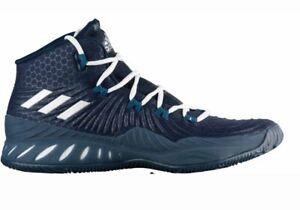 e60bd904b520 Adidas CRAZY EXPLOSIVE BOOST 2017 Navy Blue Grey Basketball Shoes ...