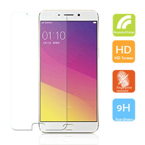 buy online 9b7b1 c0bc6 New Tempered Glass Film Screen Protector for Oppo A57 | eBay