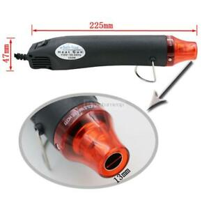 300W 110V Mini Heat Gun Shrink High Air Temperature Electric Power Nozzles Tool