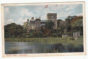 Postcard-Scilly-Isles-Tresco-Abbey-Ref-A16