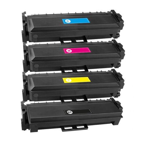 4PK Color set CF410X CF411X CF412X CF413X For HP LaserJet Pro M452 MFP M477 M377