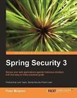 Spring Security 3 by Peter Mularien (Paperback, 2010)