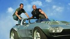 "Fast Five Poster #01 Vin Diesel 24x36"""