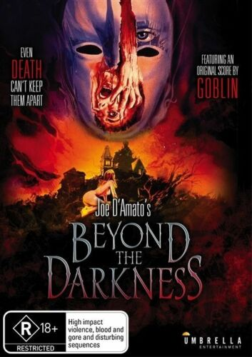 1 of 1 - Beyond The Darkness (DVD, 2015) *Excellent Condition*