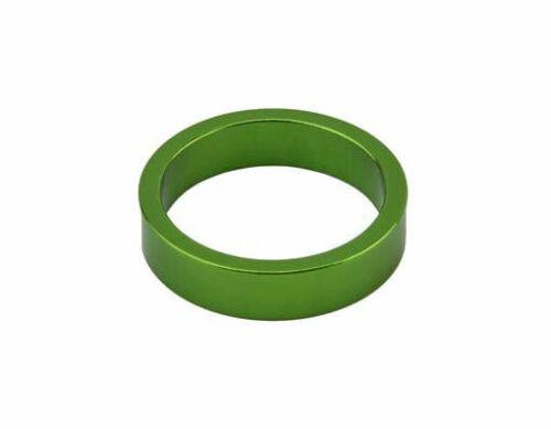 bike Headset Spacer 1-1//8 8mm Green bicycle headset bike headset,