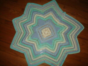 HAND-CROCHET-MULTI-COLOR-BLANKET-42-INCHES-END-TO-END