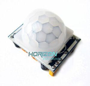 10-PCS-HC-SR501-IR-Pyroelectric-Infrared-IR-PIR-Motion-Sensor-Detector-Module