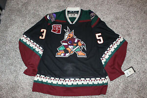 Darcy Kuemper ARIZONA COYOTES JERSEY 54 xl New with tags PHOENIX ...