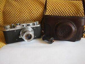 Rangefinder camera FED 1 INDUSTAR-10 FED 50mm f/3,5 Lens