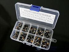 10value 100pcs Variable Resistor Trim Pot Potentiometer Box Kit 100 Ohm 1m Ohm