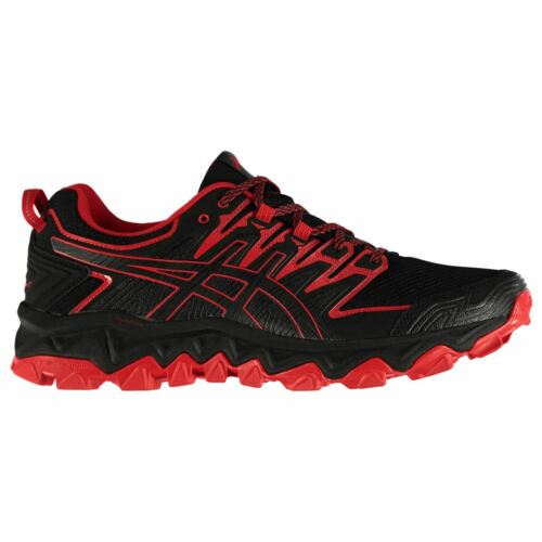 Asics GEL FujiTrabuco 7 Running Shoes Trainers Mens Gents Trail Laces Fastened