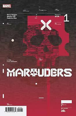 NEW!! MARAUDERS #1 BAGLEY VARIANT BY MARVEL! PREORDER FOR LATEOCTOBER mm