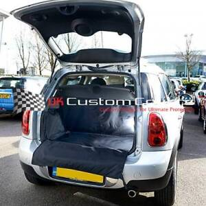 Mini Countryman Raised Floor Tailored Boot Liner Mat Dog Guard 2010