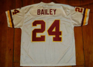 super popular add4d 23f4e Details about NEW THROWBACK Champ Bailey Redskins Jersey Adidas 3XL 3X  SEWN!! 56 Retro Broncos