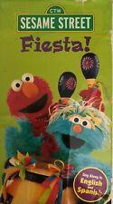 Sesame Street - Kids Guide to Life: Fiesta (VHS, 1998)