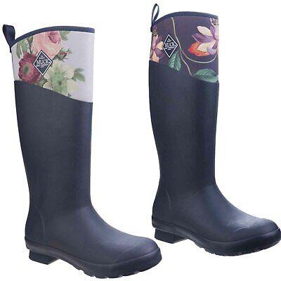 Muck Boots Tremont Stivali Wellington Donna Impermeabile Scarpe Durevole Rhs Stampa-mostra Il Titolo Originale
