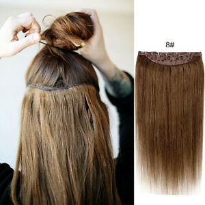 16-034-20-034-24-034-28-034-CLIP-IN-ONE-PIECE-100-REMY-HUMAN-HAIR-EXTENSIONS-FULL-HEAD-100G