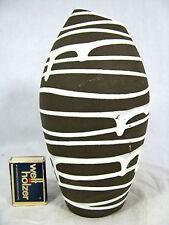 """Seltene 50´s Liesel Spornhauer Design Schloßberg Keramik Vase """" Roulette"""" 203/20"""