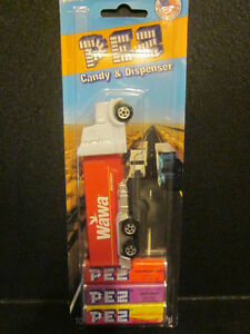 2013-Wawa-PEZ-Red-amp-White-Truck-Rig-MOC-free-shipping