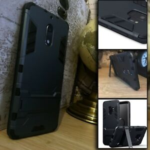 Samsung-Galaxy-Note-9-Rugged-Armour-Protective-Case-Black-UEC