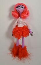 "2013 Taylor Holbrook 11"" Action Figure Doll Monsters Inc University Sorority PNK"