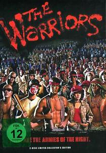 The Warriors BR - Limited Collector's Edition Mediabook Cover A (+ DVD) - Limiti