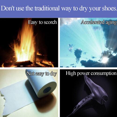 Electric shoes boots dryer dry heater warmer deodorizer dehumidify sterilizeNWBB