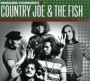 Country-Joe-amp-the-Fish-Vanguard-Visionaries-New-CD