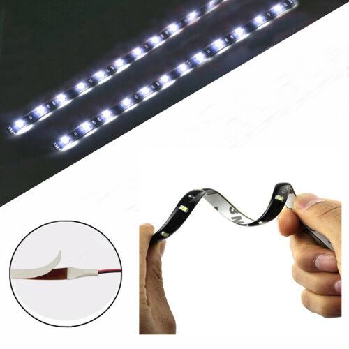 2pcs Boat Navigation LED Light Waterproof Marine LED Strips Garden Decoration