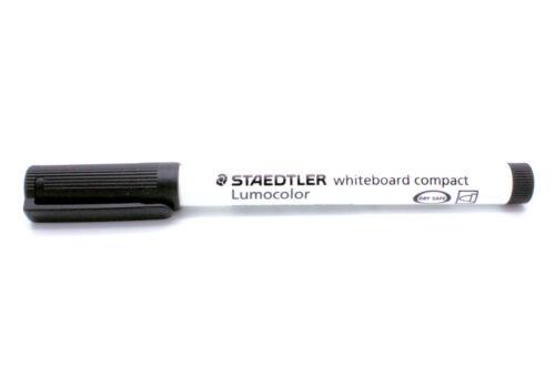 Sparpack wählbar schwarz STAEDTLER Lumocolor Whiteboard-Marker compact 341