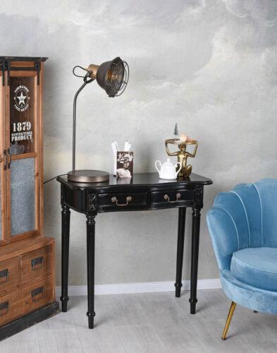 Tischlampe Retro Leuchte Loft Schreibtischleuchte Vintage Metall Lampe Fabrik