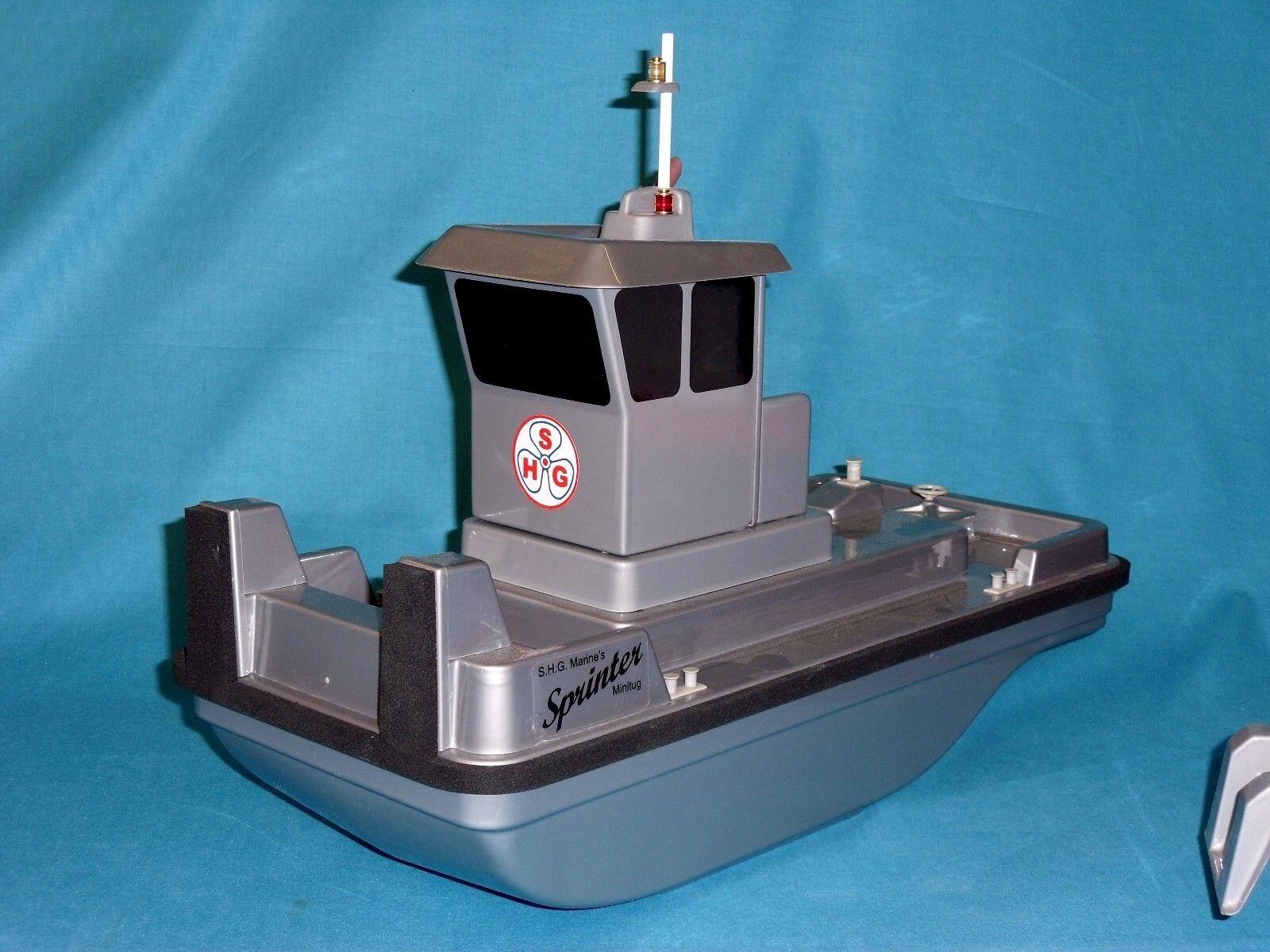 Sprinter Model Tugboat Kit by S.H.G. Marine