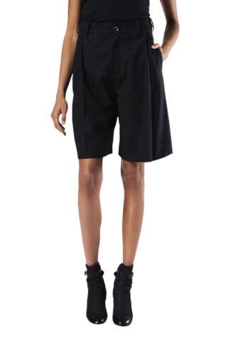 Diesel S-Izzy Damen Bermuda Shorts Schwarz