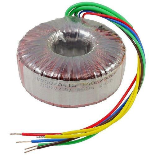 Ringkern-Transformator 230V RKT30//2X24 Trafo offen 30VA 2x24V 2x625mA 858934